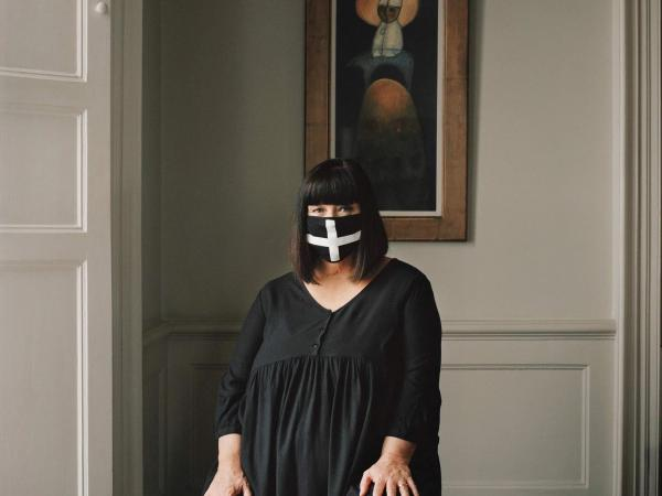 MASKED A photographic exhibition by Joanna Vestey