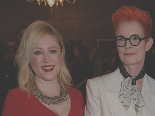 (Recording) Anna Smith in Conversation with Sandy Powell