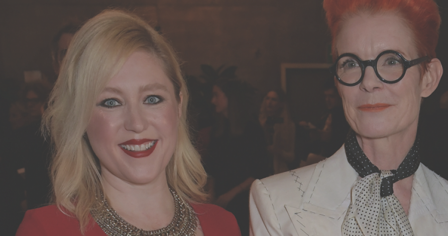 Free Recording: Anna Smith in Conversation with Sandy Powell