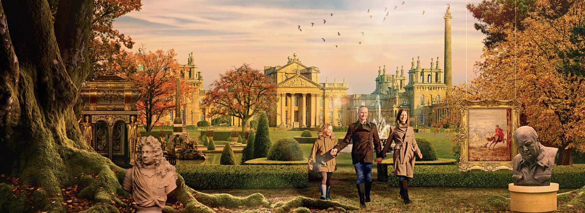 Autumn Days at Britain's Greatest Palace