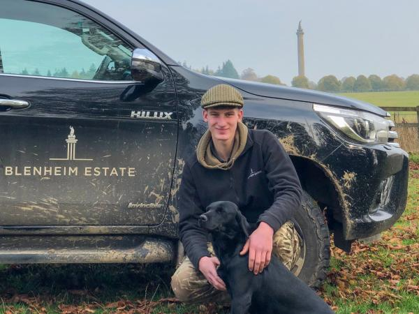 Meet Jake, our Game Management & Wildlife Conservation Apprentice