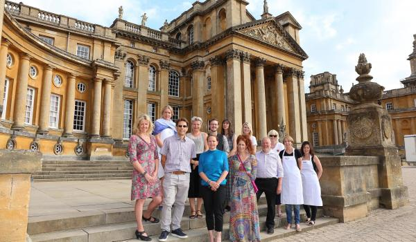 Blenheim reveal start-up winners