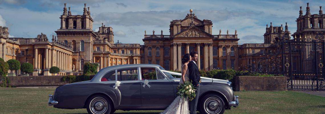 Elegance and glamour – a real wedding at Blenheim Palace ...