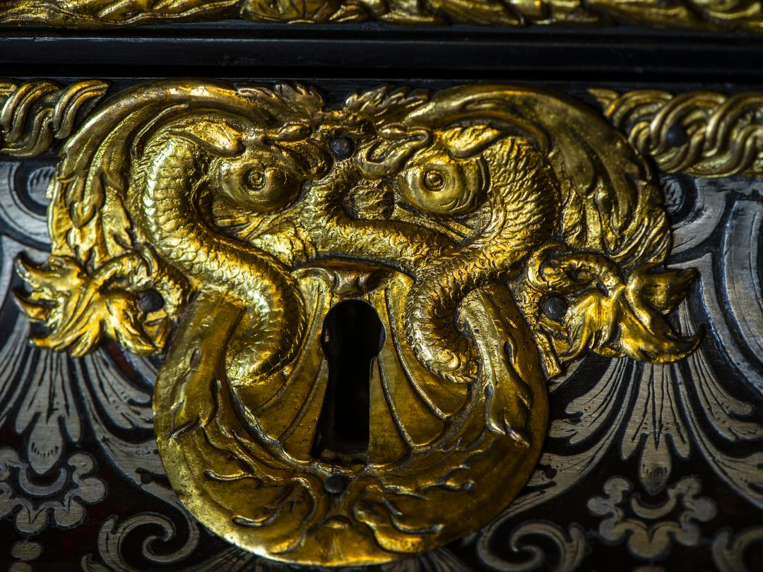 Boulle Coffer