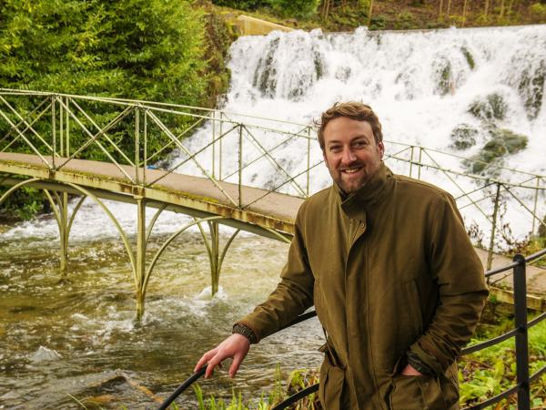 Restored Waterfall Roars Back to Life
