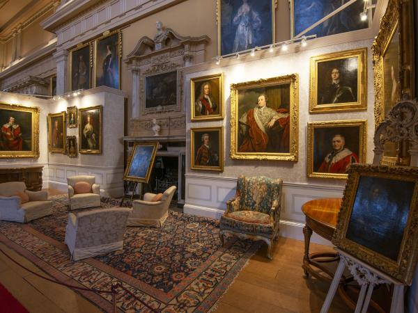 'Art and the Churchill Family' Exhibition