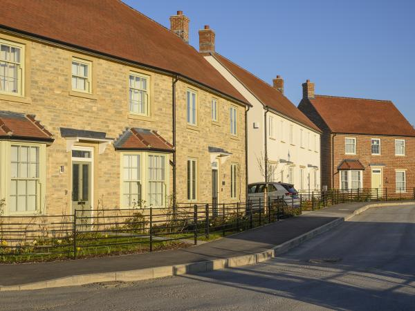We've Reached Final of Sustainable Housebuilder of the Year