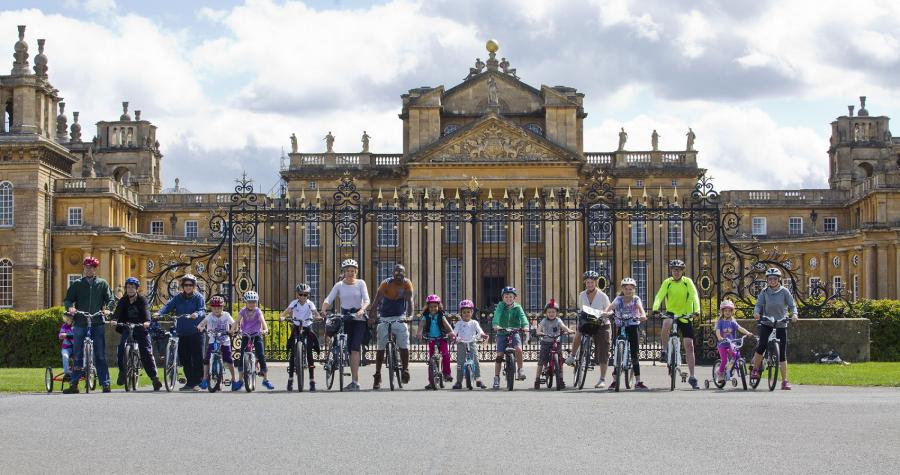 Family Cycling Day
