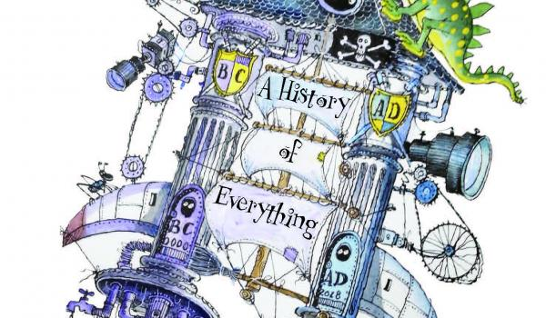 An Oxford Playhouse Production of 'The History Of Everything'