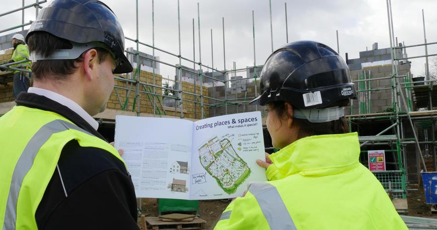 3. Build high quality, affordable homes for 300 families