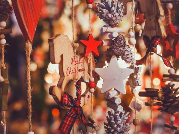 Living Crafts for Christmas
