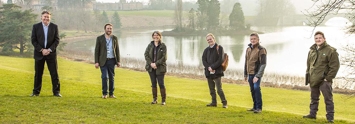 Growing natural capital: Morgan Sindall and Blenheim Estate creating new forests