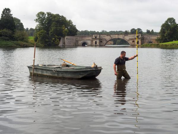 £9m Project to Dredge our Lake