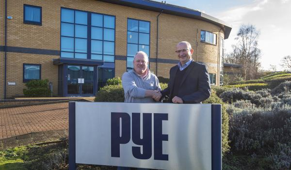 Blenheim Estate acquires Pye Homes