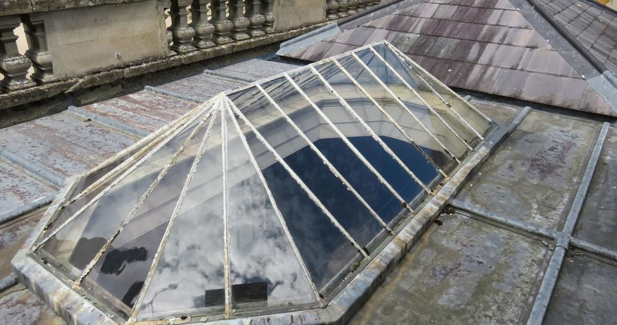 Roof Light Repair