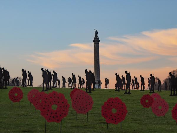 Remembrance Day Tribute Soars Past Fundraising Target