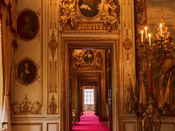 De Palace State Rooms