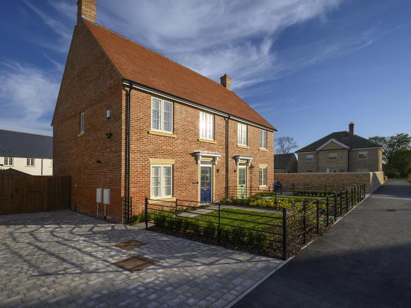 First Affordable Homes Available at Park View