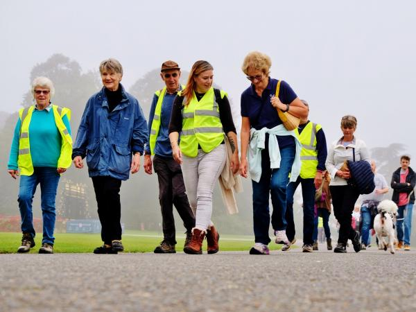 Sunrise Walk Raises More Than £2,500 for Grief Support Charity