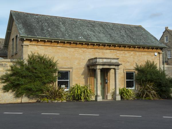 Barclays service opens in former Blenheim Estate Office
